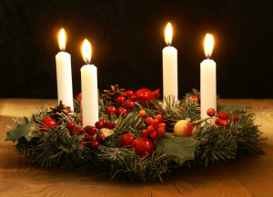 Advent Wreath 2015