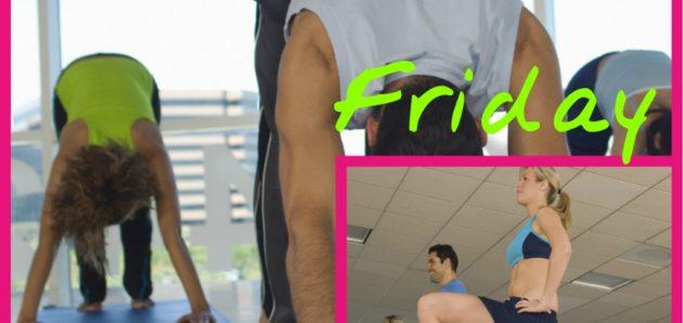 Friday Dance & Stretch