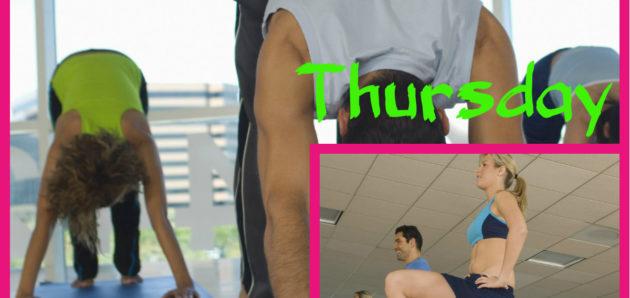 Thursday Dance & Stretch
